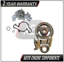 Timing Chain & Water Pump For Ford Taurus Mustang Freestar Cougar 3.8L 3.9L 4.2L