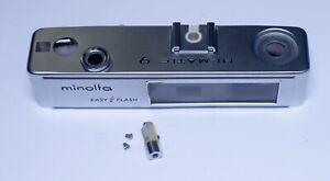 MINOLTA Hi-Matic 9 Top Cover Shutter Button Vintage Rangefinder Film Camera Part