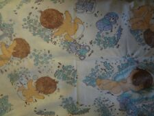 Vintage LARGE BABY Themed Fabric (57cm x 70cm)
