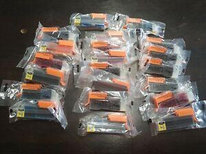lot de 21 Cartouches d'encre pour Epson E2431 E2435 E2434 E2433