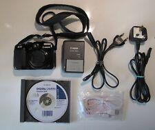 Camera CANON Powershot G11 black + accessories +  Sandisk 16 GB Hi-speed card