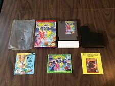 Battletoads & Double Dragon The Ultimate Team (Nintendo, NES) with Box + manual