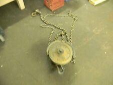 Chester 1 Ton Model 41 Chain Fall Hoist