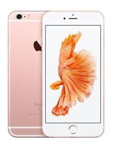 NEW ROSE GOLD VERIZON GSM UNLOCKED 32GB APPLE IPHONE 6S PLUS 6S+ PHONE! JT42 B