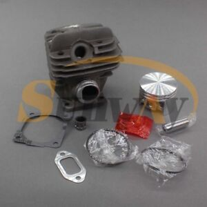 44mm Cylindre & Piston & Joints Complet pour Stihl Tronçonneuse MS260 026