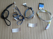 LG 42LM3400 Complete Cable Wire Ribbon Set