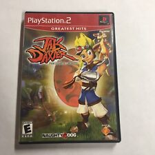 Ps2 Jak and Daxter / Tested + Working / Fast Shipping