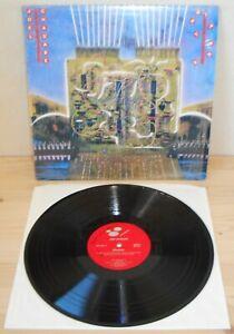LP JOEL CHADABE Rhythms for computer & (Lovely Music 81 USA) avant electro NM!