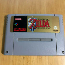 Zelda Link to the Past For Super Nintendo/SNES Cart Only - PAL - FRENCH VERSION