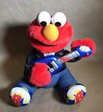 1998 Tyco Rock N Roll Elmo Plush