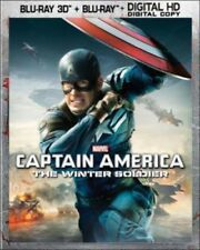 Captain America: The Winter Soldier [New Blu-ray 3D] With Blu-Ray, 3D, Ac-3/Do