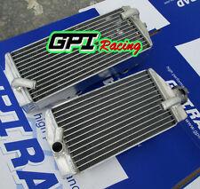 40mm  FOR Suzuki RMZ450 RMZ 450 2006 06 aluminum  radiator
