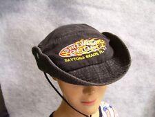 Vtg 2000 Daytona Bike Week Safari Type Hat/Cap Bikers Sz 7