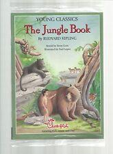 The Jungle Book Rudyard Kipling Kenn Goin Paul Lopez PB Chick-fil-A New Sealed