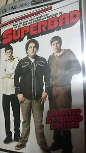 Superbad (UMD, 2007, Unrated; Extended Cut)