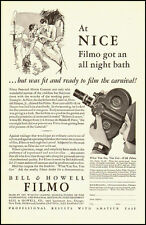 1932 vintage ad for Filmo Home Movie Cameras -061112