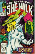 Sensational she-Hulk # 7 (John Byrne) (états-unis, 1989)