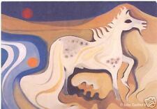John Taulbut Limited Edition Print White Stallion