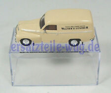 "wonderful modelcar Volvo P210 Duett ""Wagner & Günther"" - scale 1/87 - ltd.ed.312"