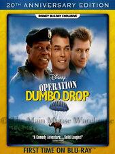 Operation Dumbo Drop Blu-ray True Story Vietnam War Politics Animal Welfare Film