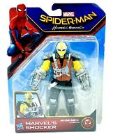 MARVEL 2017 RARE SPIDER-MAN HOMECOMING MCU SHOCKER 6IN Action Figure =FREE SHIP