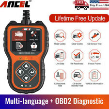 Automotive OBD2 Scanner Code Reader Check Engine Live Data Diagnostic Tool US
