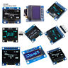 0.49/0.69/0.91/0.96/1.3 inch OLED Display Module IIC I2C/SPI Screen For Arduino