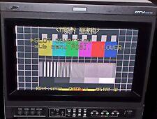 "JVC DT-V1710CG 17""  HD Studio Video Broadcast Class A Monitor  RGB      jh"