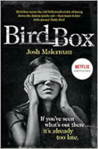 Bird Box, Excellent, Malerman, Josh Book