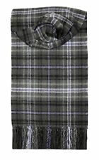 SCOTLAND FOREVER ANTIQUE TARTAN SCARF 100% LAMBSWOOL  by LOCHCARRON