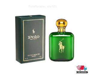 Ralph Lauren Polo Green Mens Eau de Toilette Spray Aftershave 118 ml EDT New