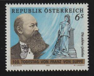 Austria 1995 #1686 Franz von Suppe (1819-1895), Operetta Composer - MNH