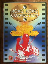 Richard Chong DRAGON FROM SHAOLIN ~  Martial Arts Film   UK DVD