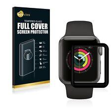 Full Cover für Apple Watch Series 1 (38mm) Schutzpanzer Glasfolie 9H