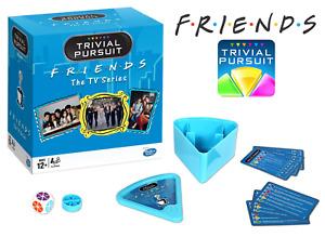 'Friends' Trivial Pursuit TV Series Family Fun Quiz Game - New Bitesize Edition!
