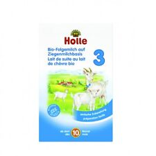 Holle Organic Goat Milk Stage 3 (400g) FAST SHIPPING. Expires 05/2019