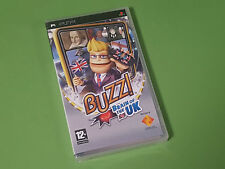 Buzz Brain Of The UK Sony PlayStation Portable PSP Game - SCEE *NEW & SEALED*