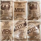 Meals Ready To Eat (MRE) military factory sealed meals 2022 & 2021 inspect dates