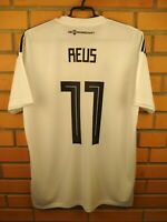 Reus Germany Jersey 2018 2019 Home LARGE Shirt BR7843 Football Adidas Trikot