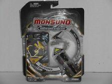 Monsuno #46 Goldhorn Includes 1 Monsuno Figure, 1 Core,& 1 Card age 4+