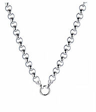 *NEW Kagi SALE 'Steel Me' Plated Necklace Belcher link chain RRP $199