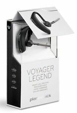 Plantronics Voyager Legend Bluetooth Headset Voice Command Black | NEW OPEN BOX