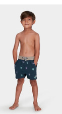 BNWT BILLABONG KIDS SUNDAYS LAYBACK SHORTS SIZE 4 LAST PAIR BARGAIN (INDIGO)