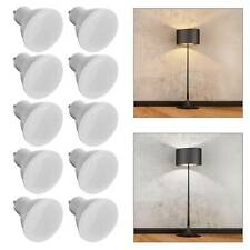10X GU10 6W LED Light Bulb Spotlight Lamp Cool/Warm White Equals 50W Halogen