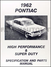 Parts Catalogs for Pontiac Bonneville for sale | eBay