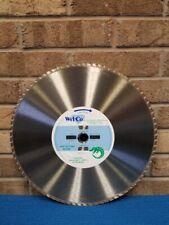 "Wel-Co 14"" Dry Cutting Turbo Diamond Blade"