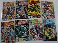 BIG BOX READER LOT of 59 Marvel West Coast Avengers 1-101 + Annual run LOOK!
