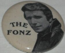 "1970's Happy Days Fonzie ""The Fonz"" Pin 1.25"""