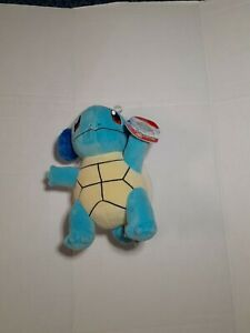 Pokémon Squirtle Winter Ear Muffs Plush Wicked Cool Toys HTF - NWT 9""