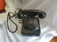 Altes Post Telefon W48 gute Zustand Old post phone  good condition